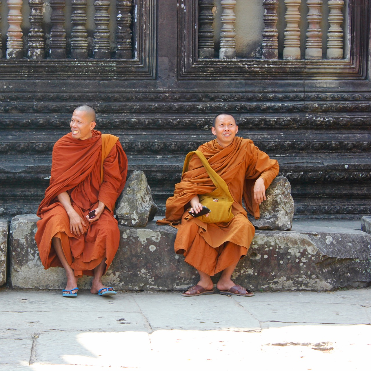 Angkor Wat, Siem Reap, Cambodia - 12