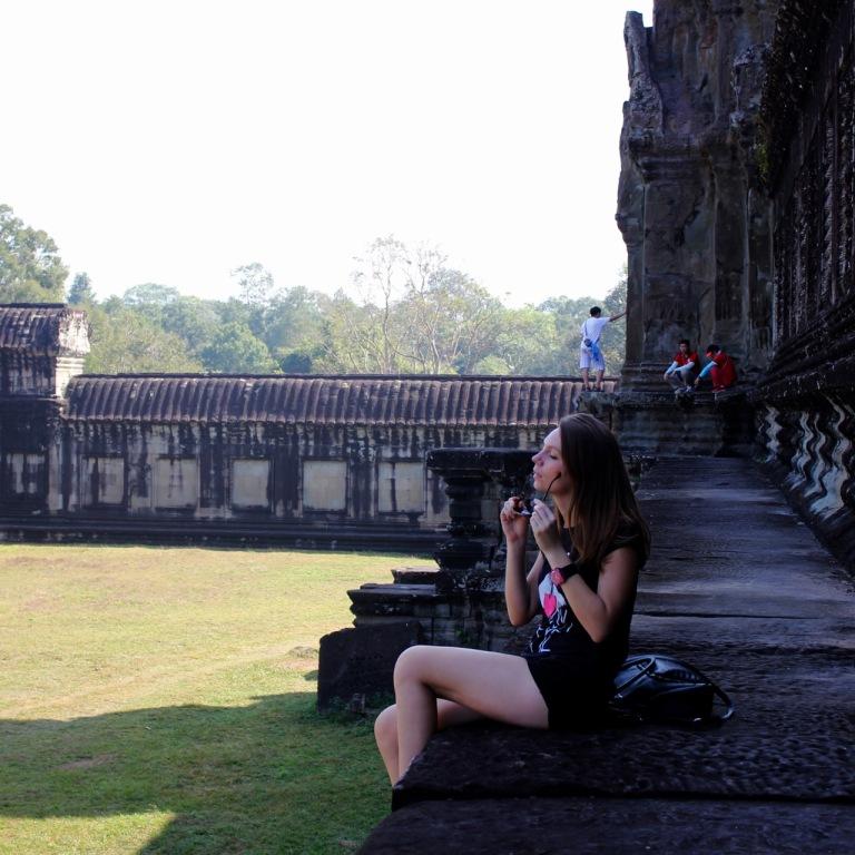 Angkor Wat, Siem Reap, Cambodia - 13