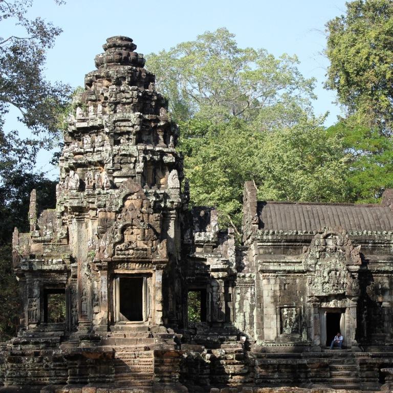 Angkor Wat, Siem Reap, Cambodia - 27
