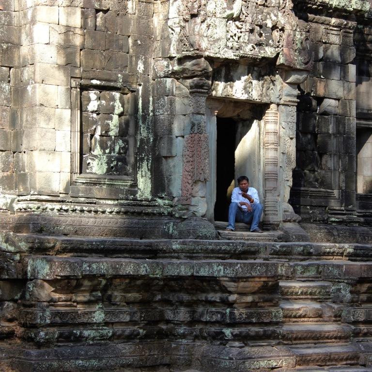 Angkor Wat, Siem Reap, Cambodia - 28