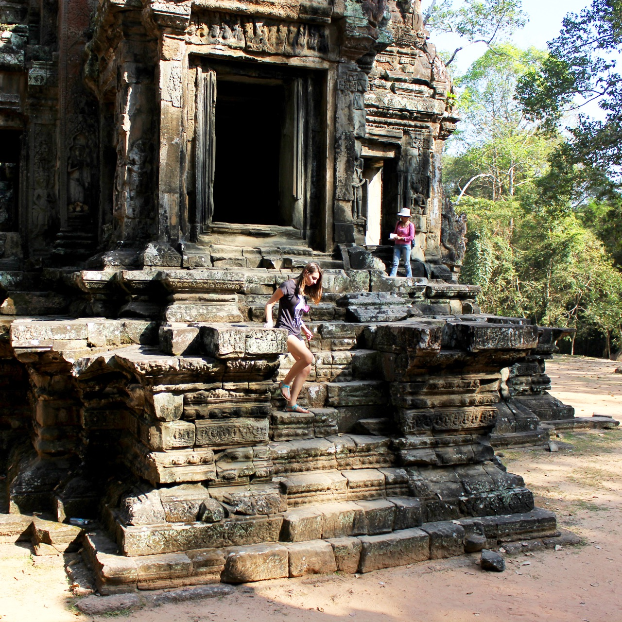 Angkor Wat, Siem Reap, Cambodia - 29