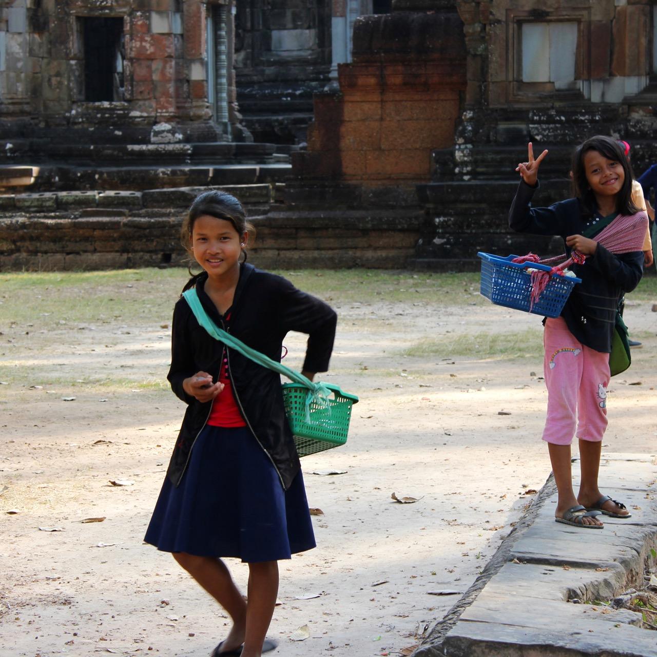 Angkor Wat, Siem Reap, Cambodia - 30