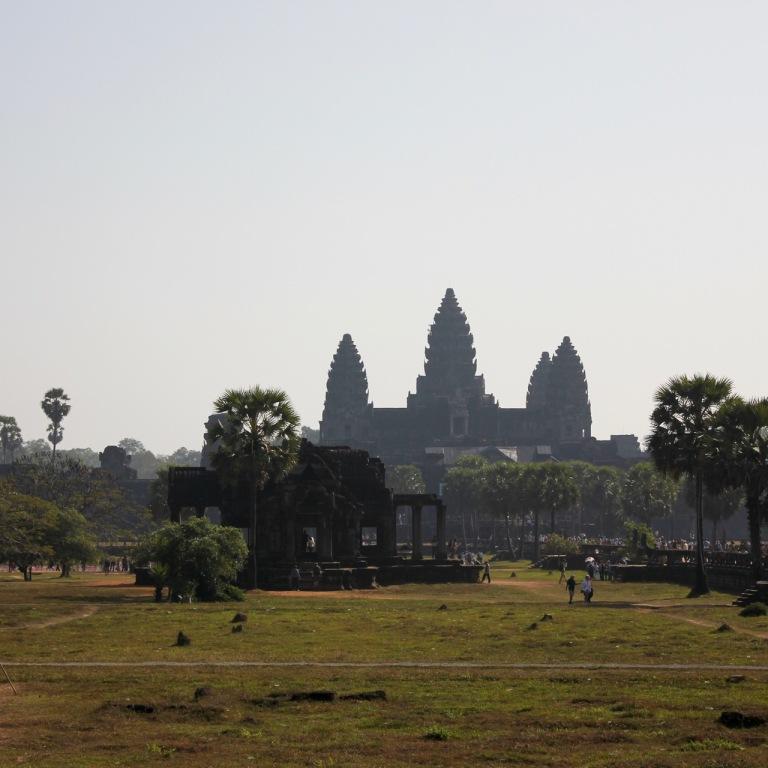 Angkor Wat, Siem Reap, Cambodia - 7