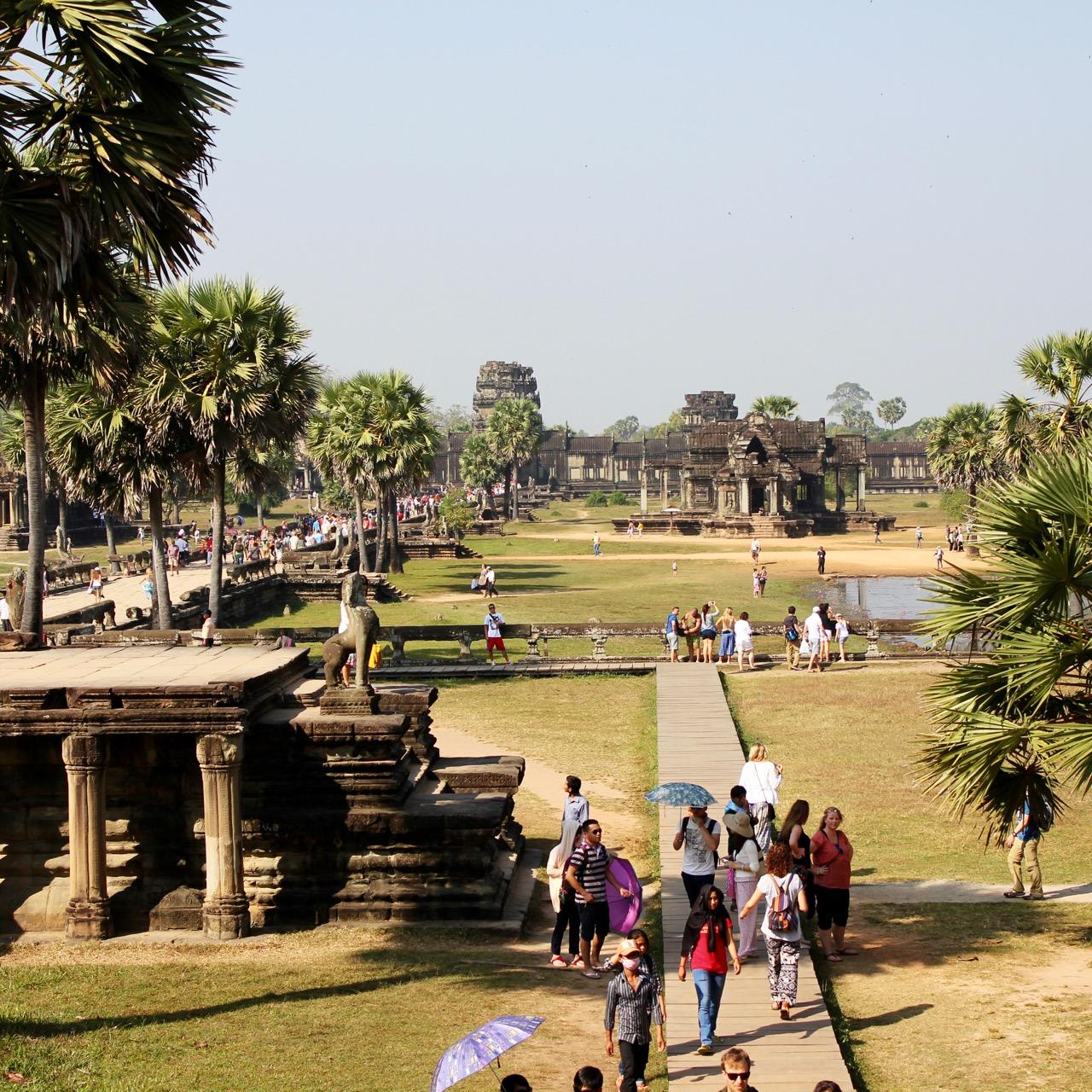 Angkor Wat, Siem Reap, Cambodia - 8