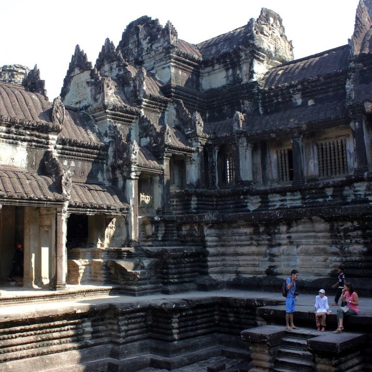 Angkor Wat, Siem Reap, Cambodia - 9
