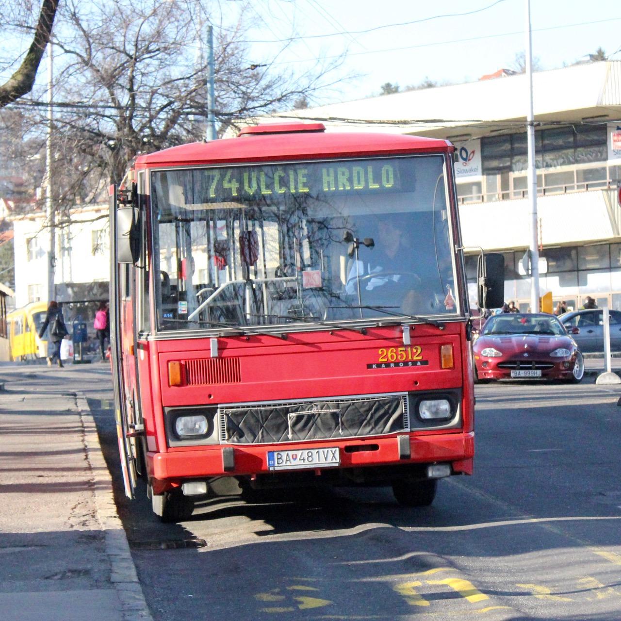 Bratislava, Slovakia - 1