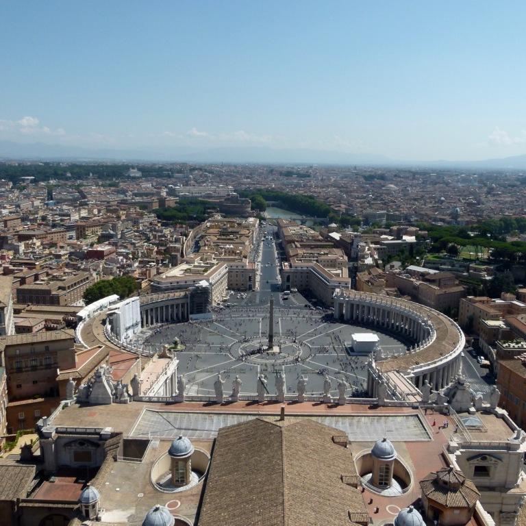 Citta del Vaticano, Vatican - 4