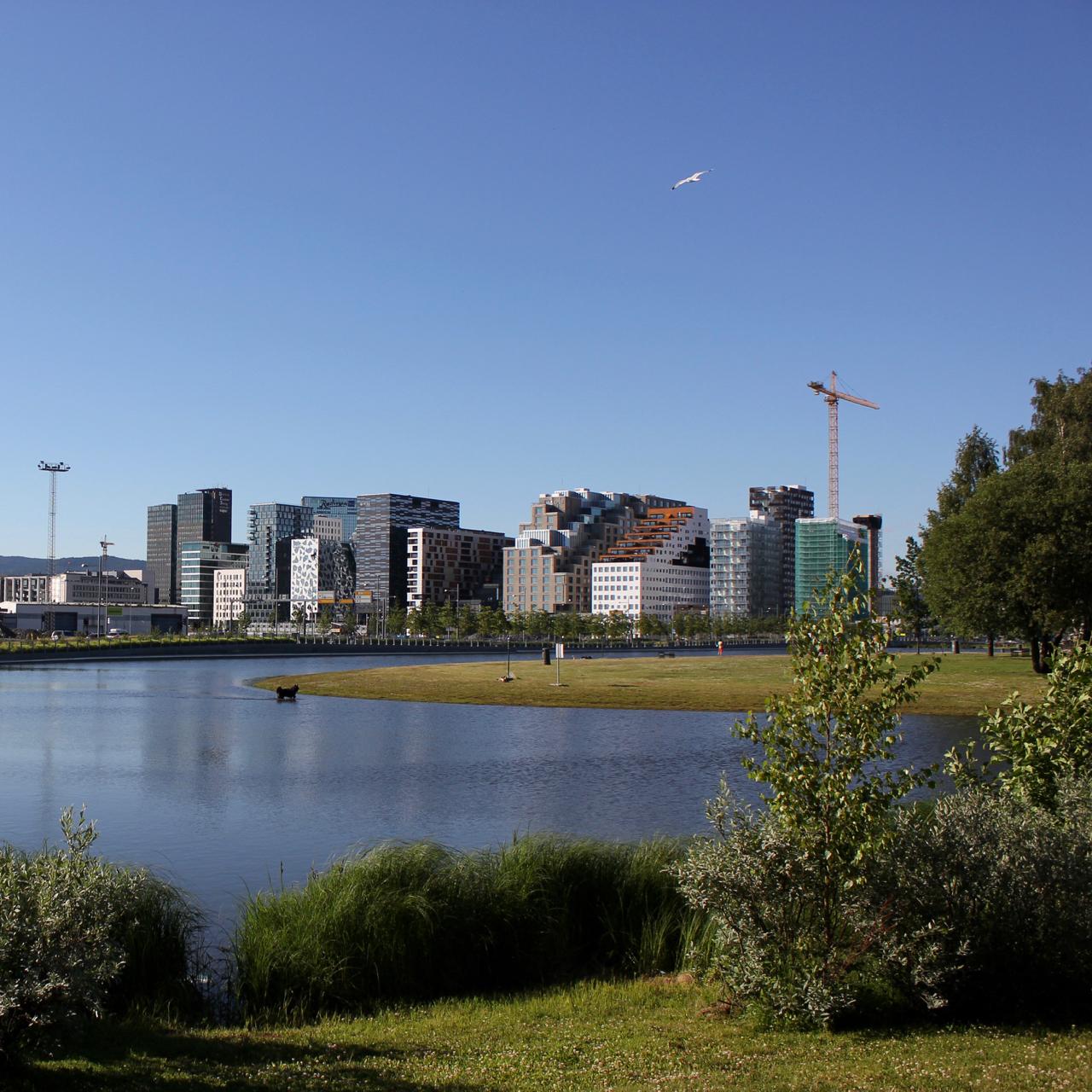 Oslo, Norway - 22