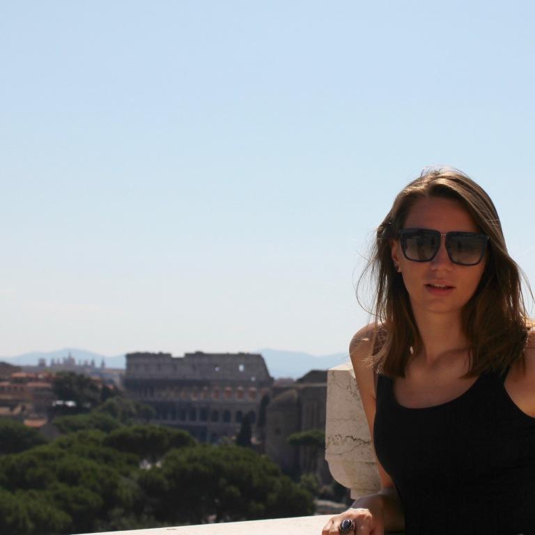 Rome, Italy - 16