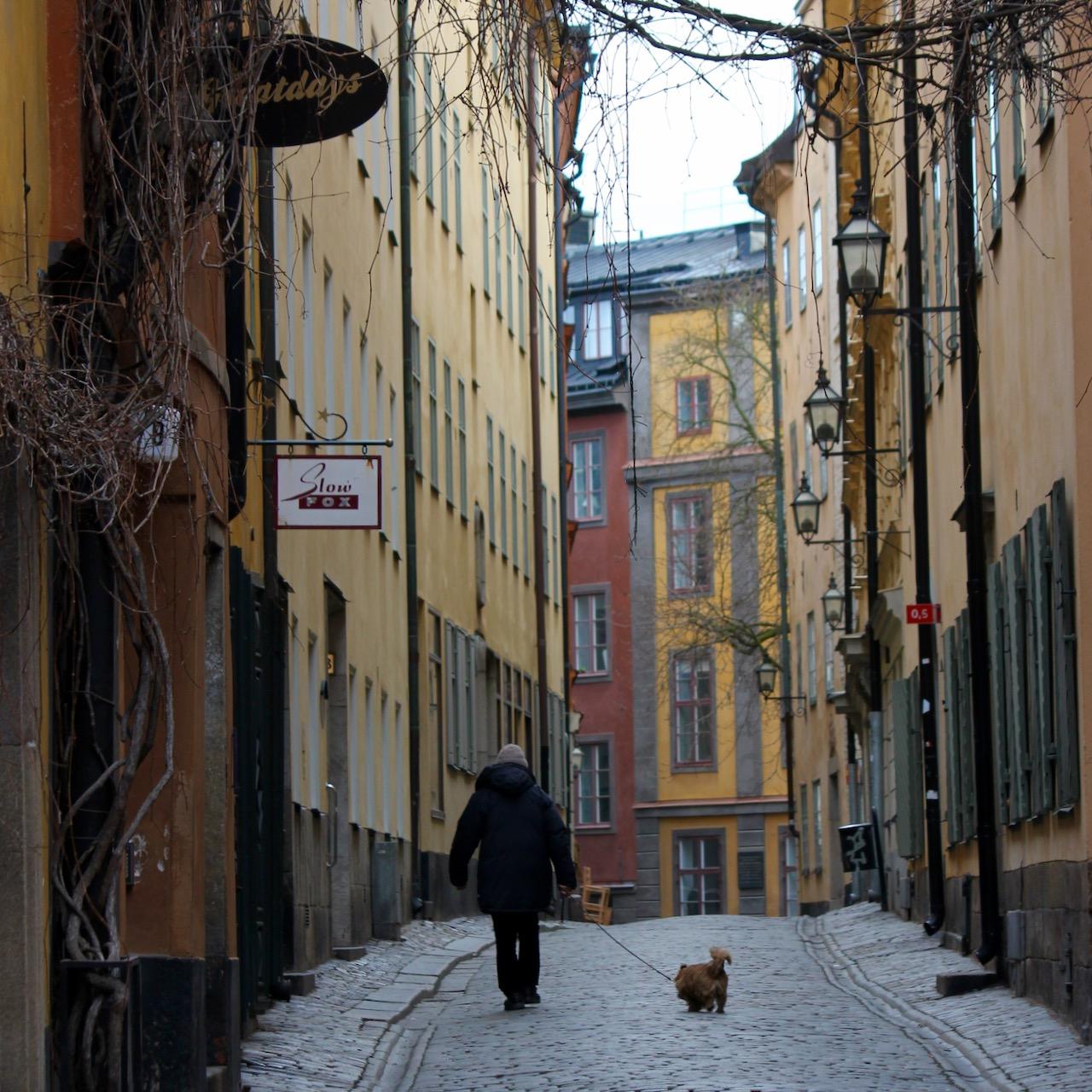 Stockholm, Sweden - 10