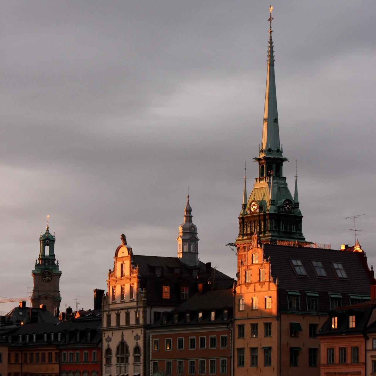 Stockholm, Sweden - 12