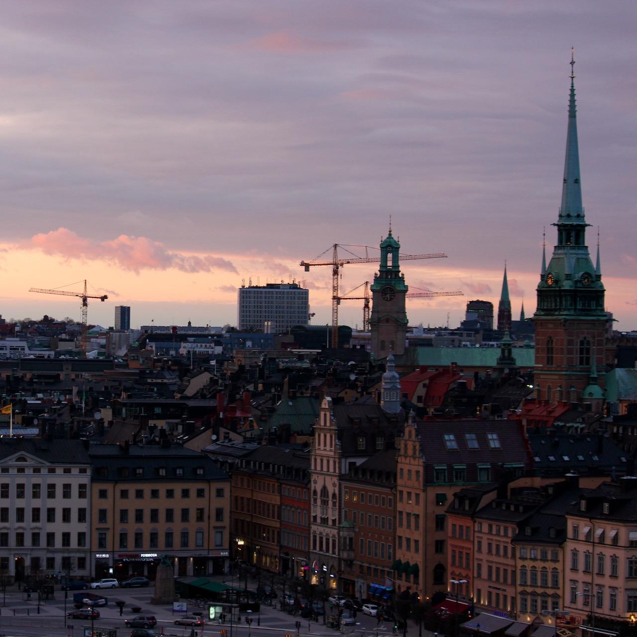 Stockholm, Sweden - 13