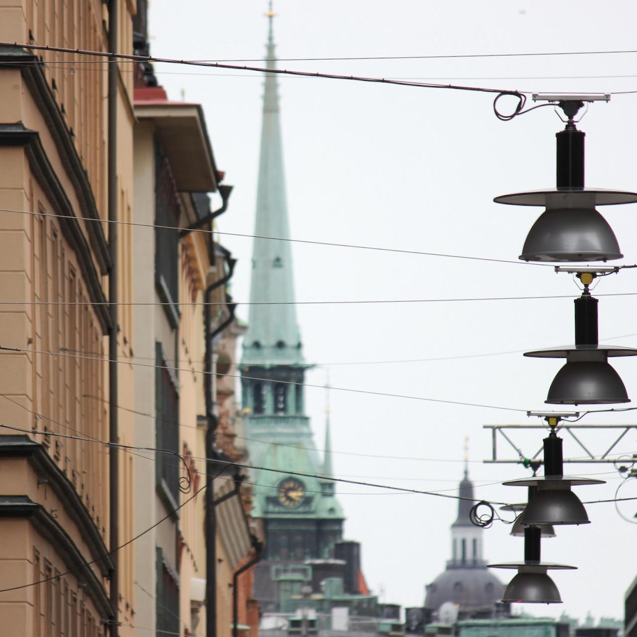 Stockholm, Sweden - 4