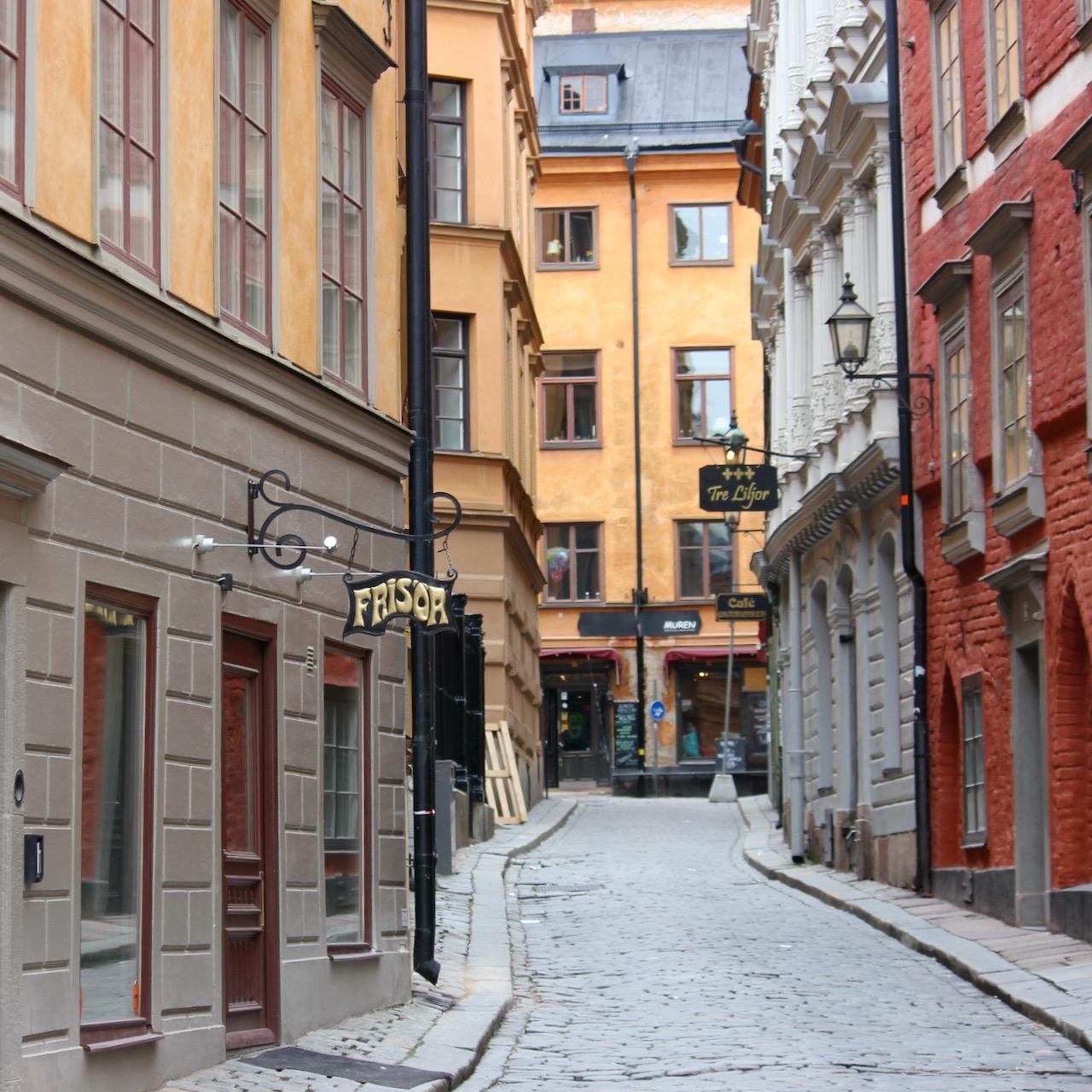 Stockholm, Sweden - 5