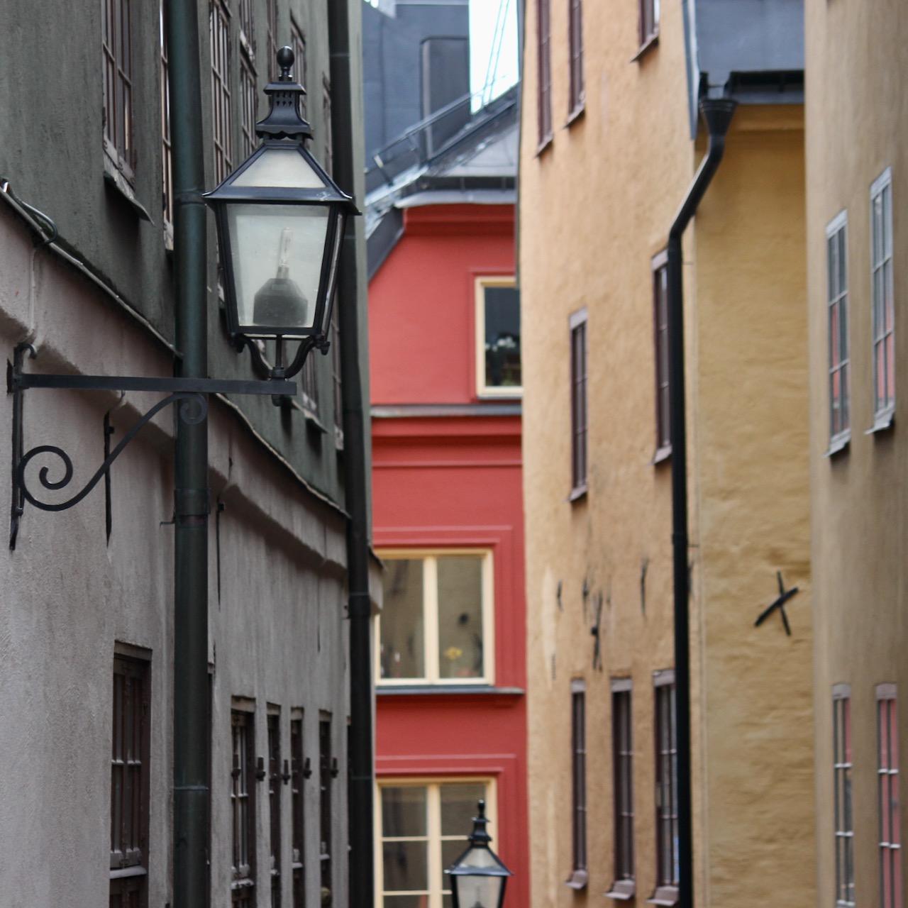 Stockholm, Sweden - 9