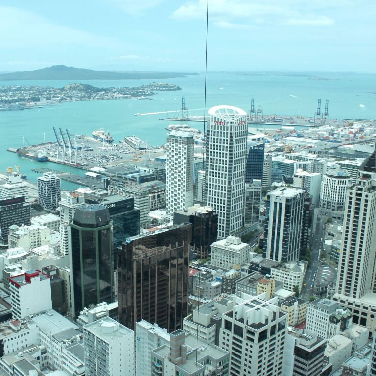 Auckland, New Zealand 6
