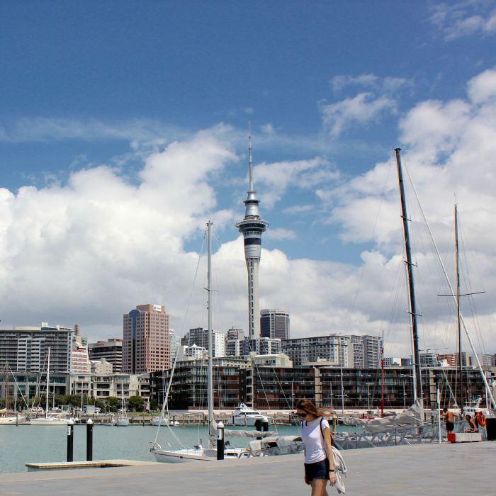 Auckland, New Zealand 8