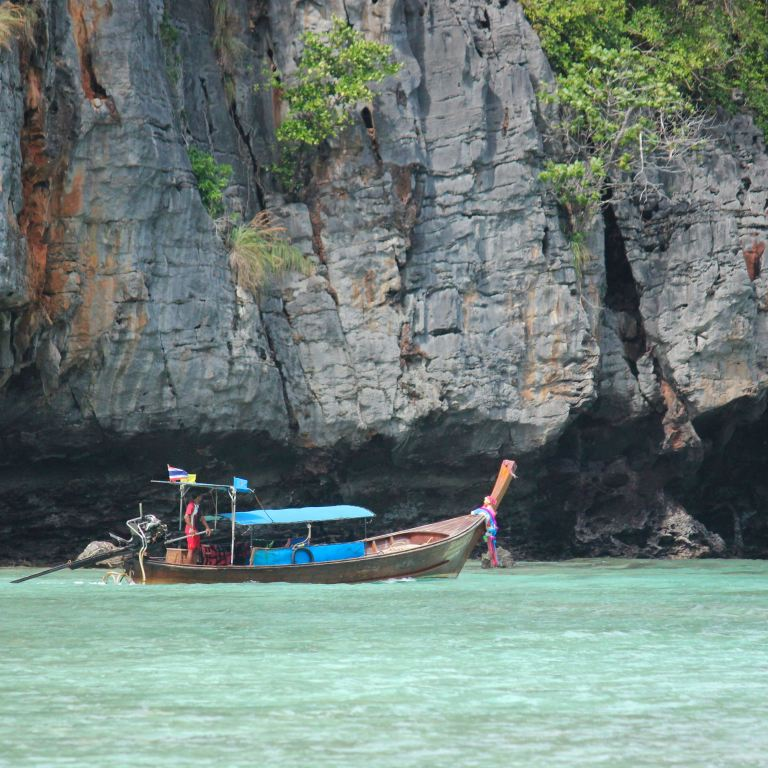 Koh Phi Phi, Thailand 3