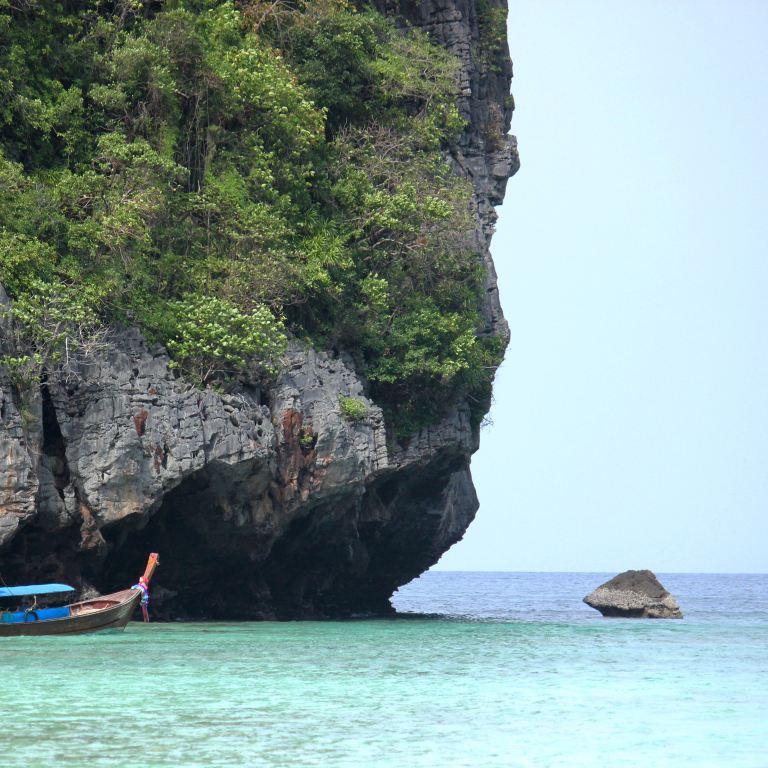 Koh Phi Phi, Thailand 4