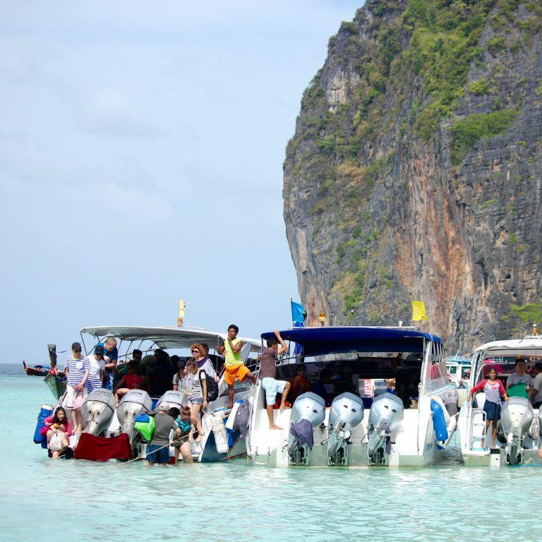 Koh Phi Phi, Thailand 5