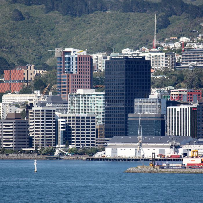 Wellington, New Zealand 15