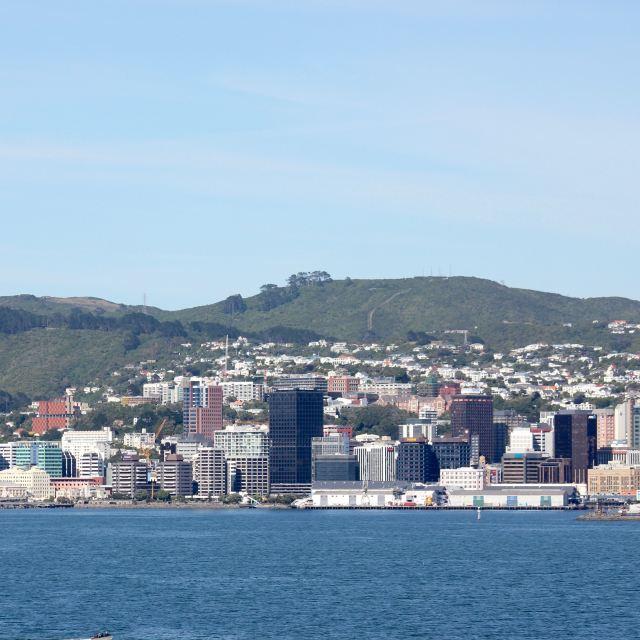 Wellington, New Zealand 16