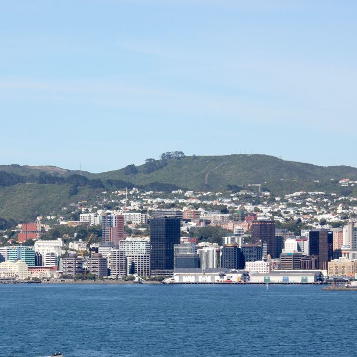 Wellington, New Zealand 16