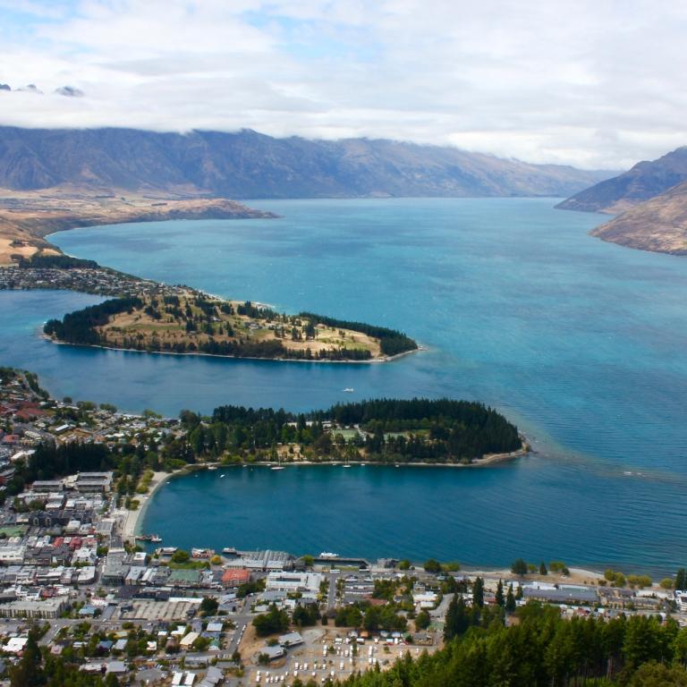 Queenstown, New Zealand - 1