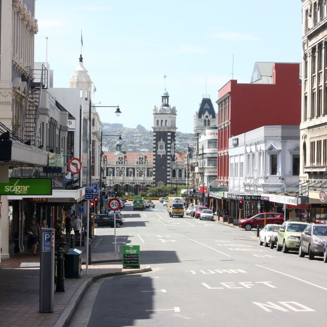Dunedin, New Zealand 25