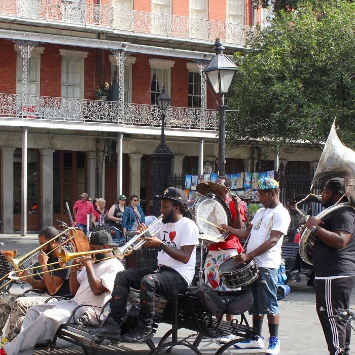 New Orleans 8