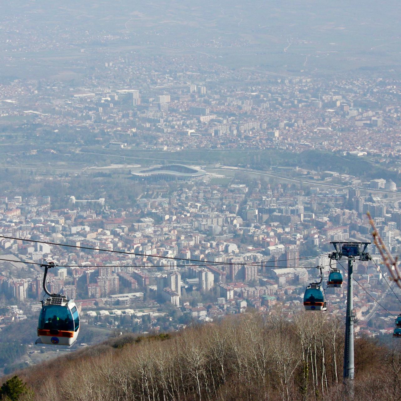 Skopje, North Macedonia  - 10