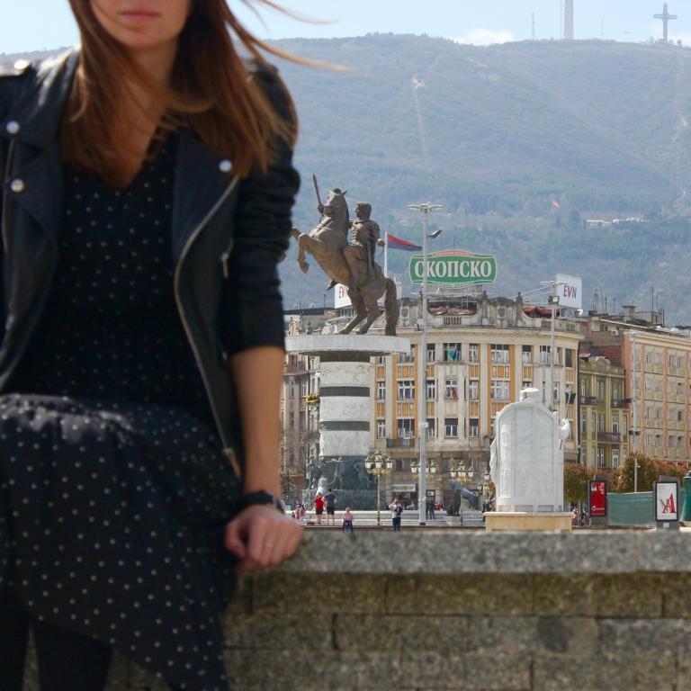 Skopje, Macedonia (FYROM) - 14