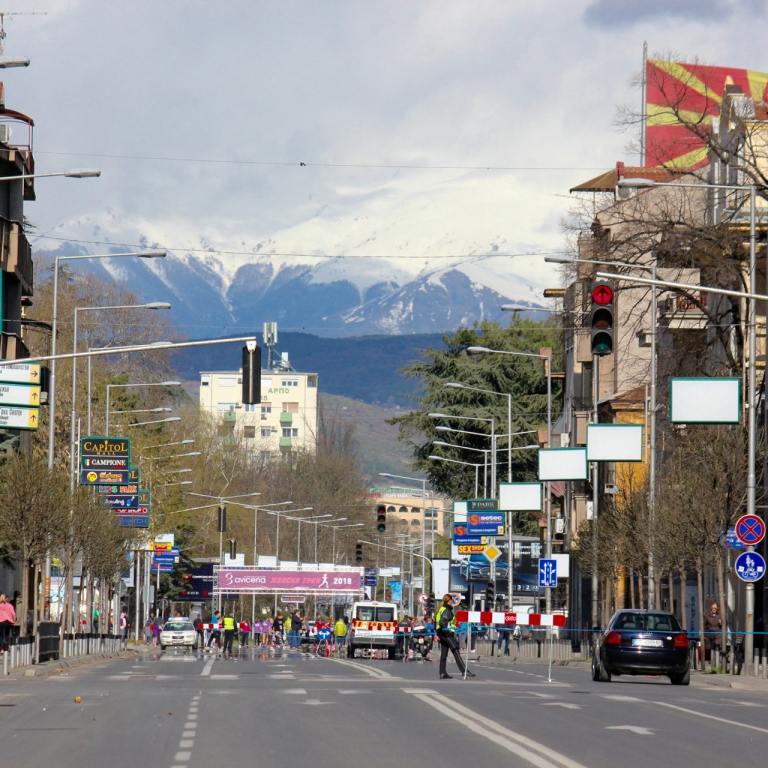 Skopje, Macedonia (FYROM) - 20