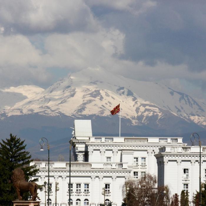 Skopje, Macedonia (FYROM) - 31