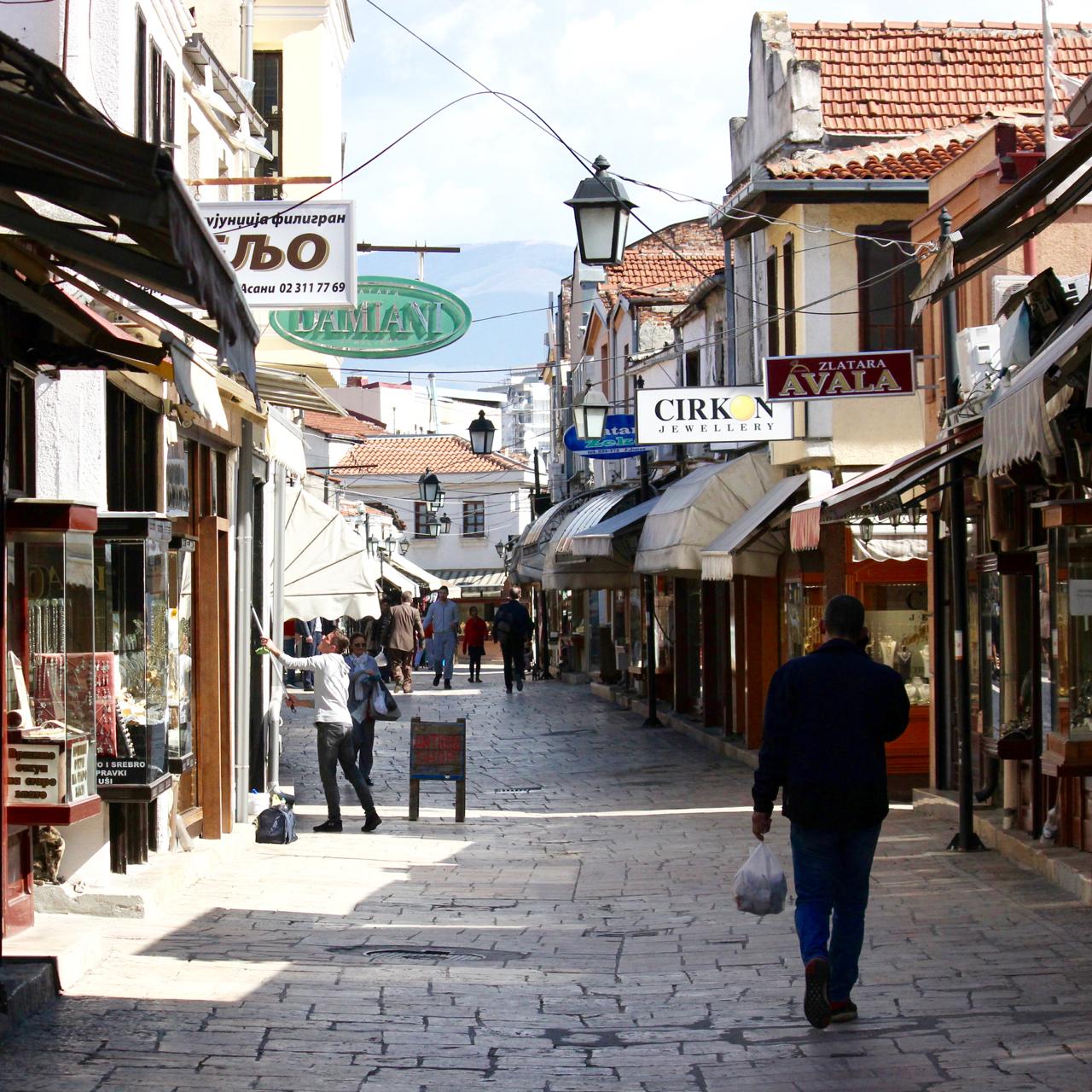Skopje, North Macedonia - 32