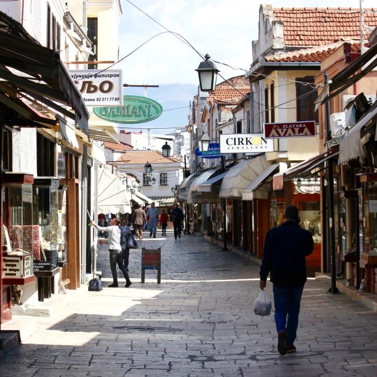 Skopje, Macedonia (FYROM) - 32