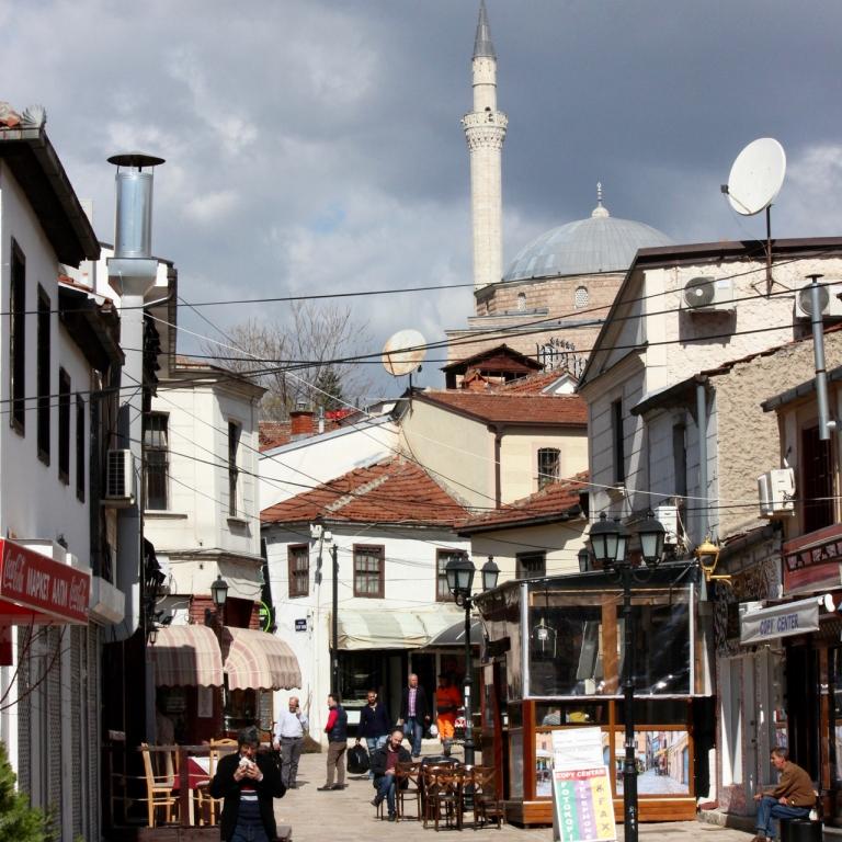 Skopje, Macedonia (FYROM) - 33