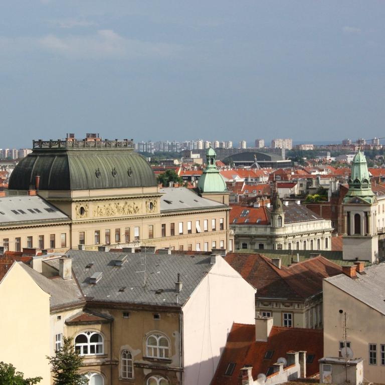 Zagreb, Croatia - 2