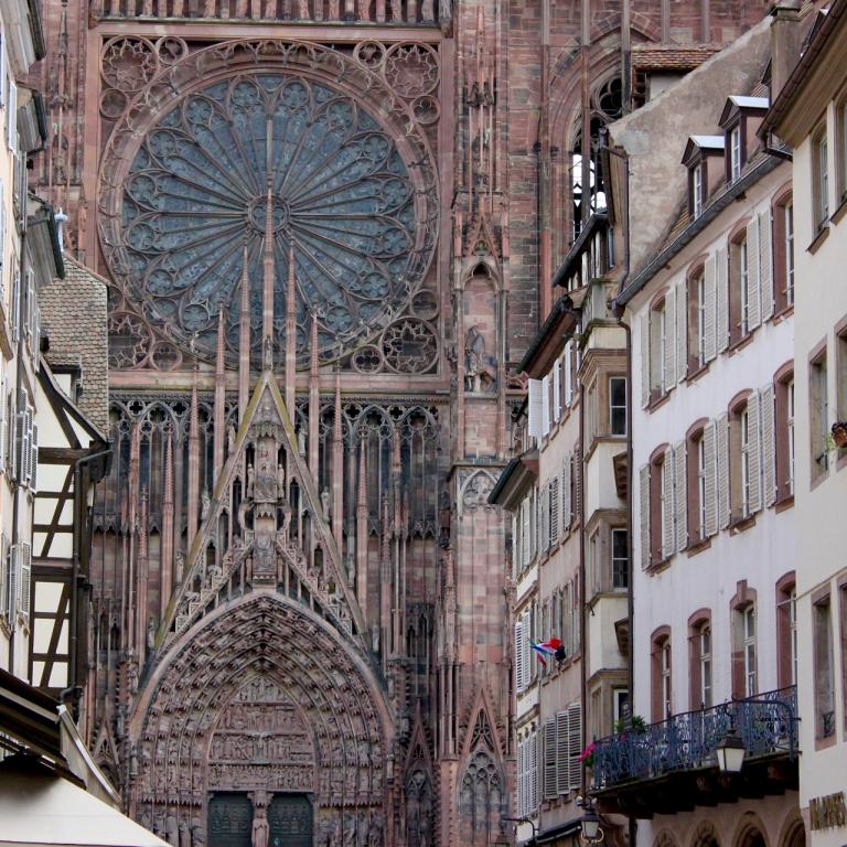 Strasbourg, France - 2