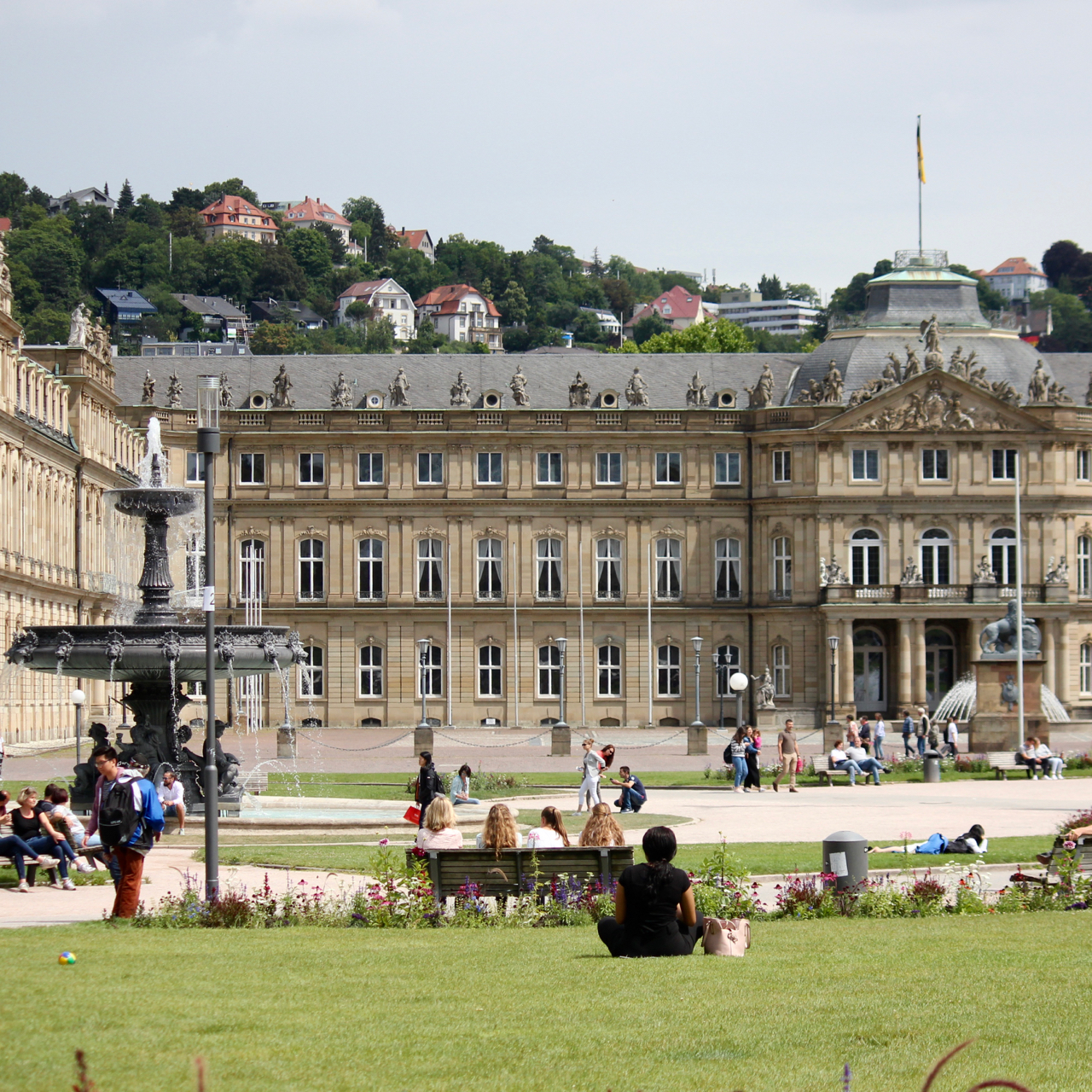 Stuttgart, Germany - 15