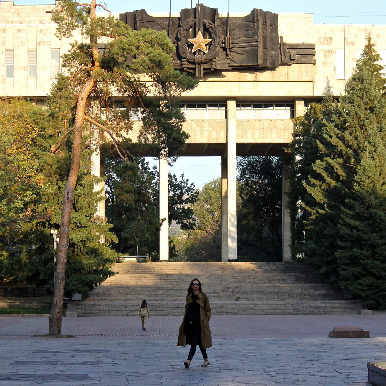Almaty, Kazakhstan - 10