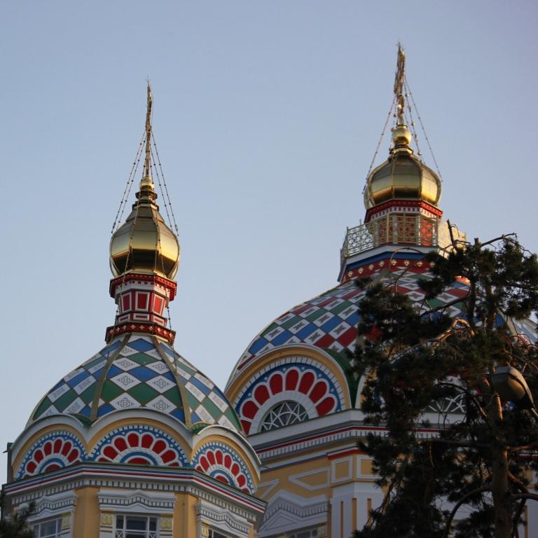 Almaty, Kazakhstan - 15