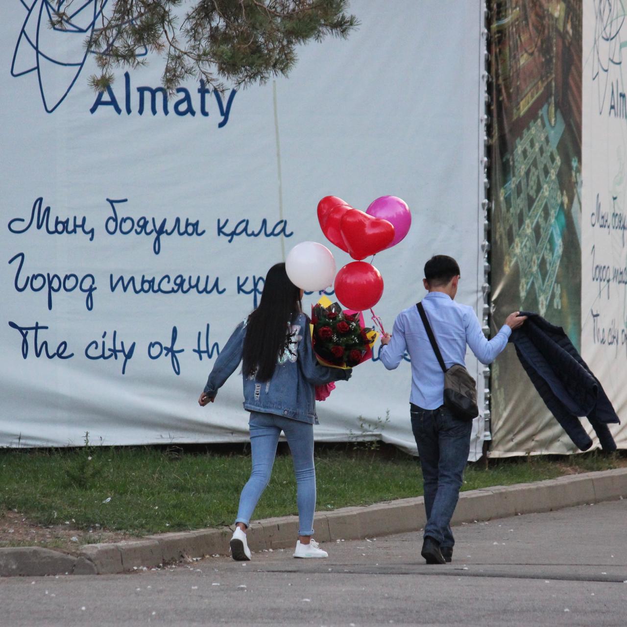 Almaty, Kazakhstan - 17