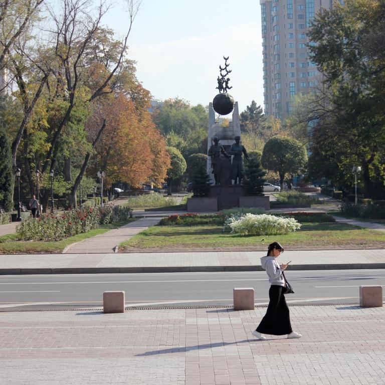 Almaty, Kazakhstan - 2