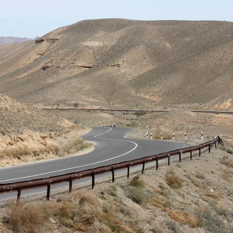Charyn Canyon, Kazakhstan - 1 (1)
