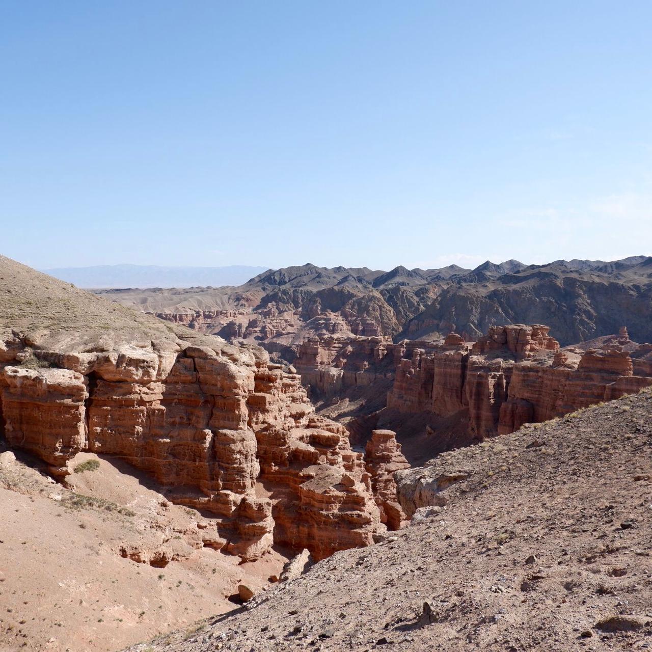 Charyn Canyon, Kazakhstan - 1 (2)
