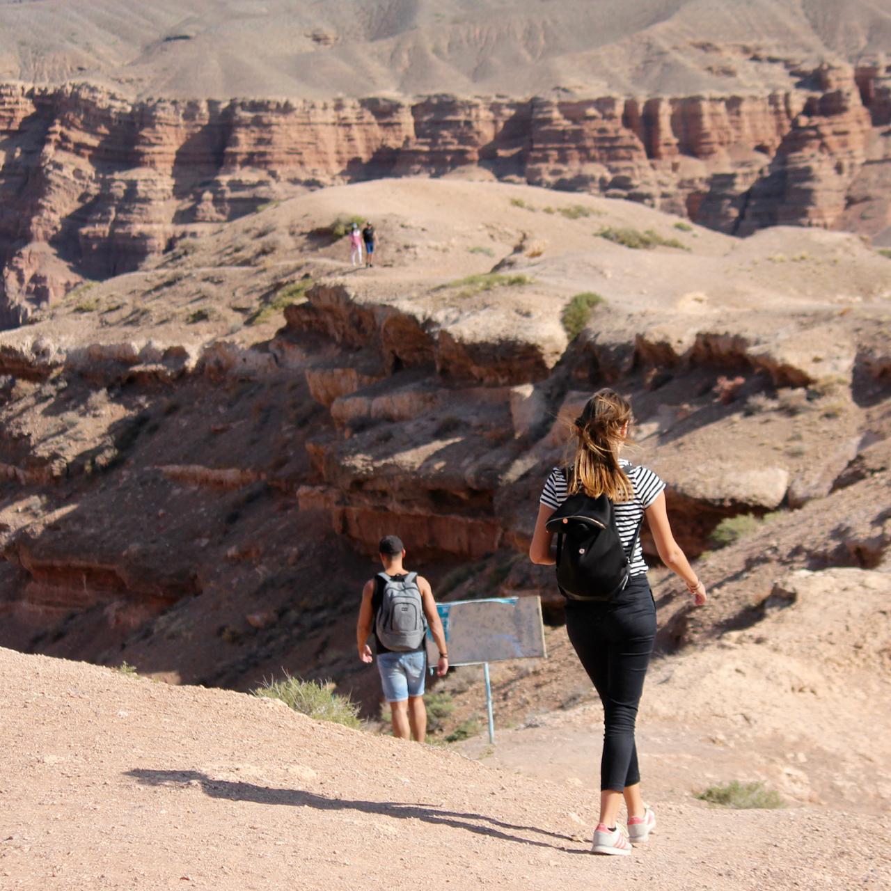 Charyn Canyon, Kazakhstan - 10