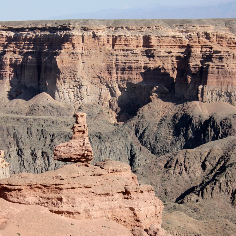 Charyn Canyon, Kazakhstan - 12
