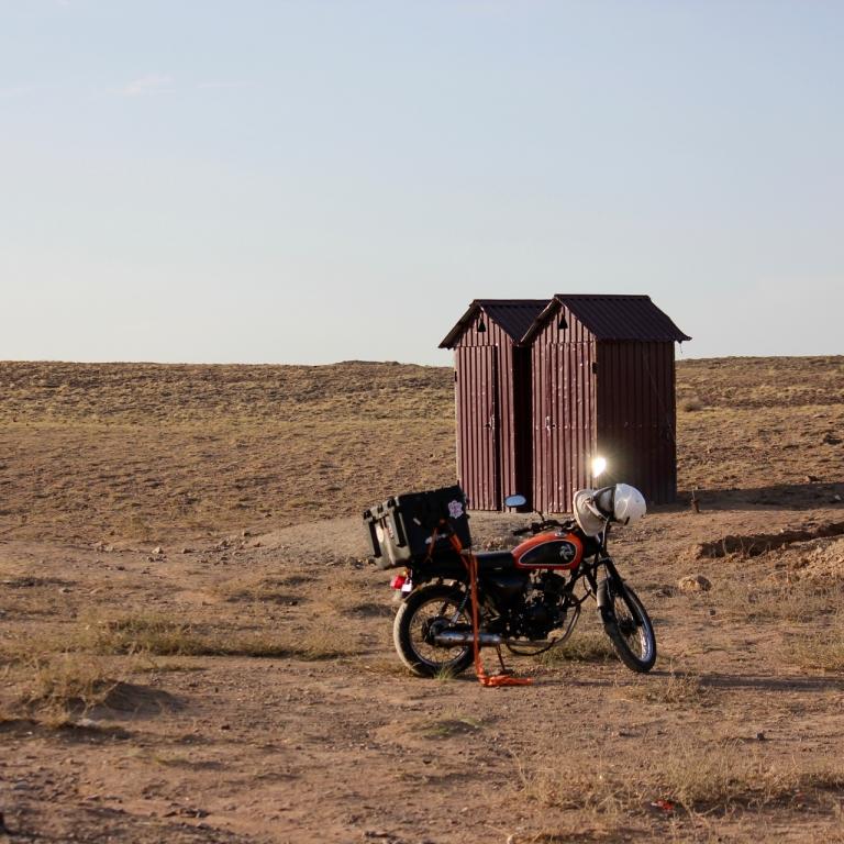 Charyn Canyon, Kazakhstan - 17