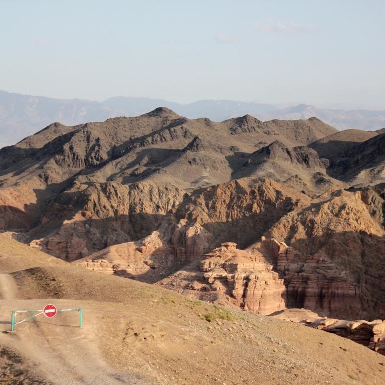 Charyn Canyon, Kazakhstan - 18